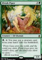 Masters 25 Foil: Elvish Piper