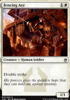 Masters 25 Foil: Fencing Ace