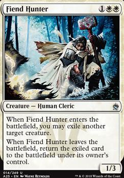 Masters 25: Fiend Hunter