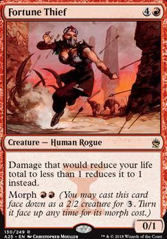 Masters 25: Fortune Thief