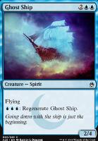Masters 25: Ghost Ship