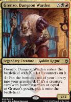 Masters 25: Grenzo, Dungeon Warden
