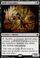 Masters 25: Hell's Caretaker