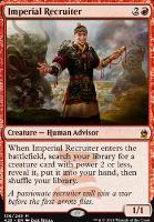 Masters 25: Imperial Recruiter
