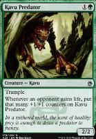 Masters 25: Kavu Predator