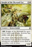 Masters 25 Foil: Knight of the Skyward Eye
