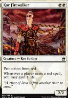 Masters 25: Kor Firewalker