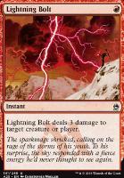Masters 25: Lightning Bolt