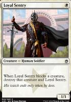 Masters 25: Loyal Sentry