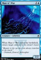 Masters 25 Foil: Man-o'-War