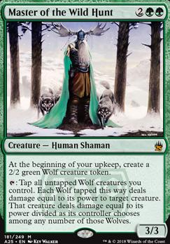 Masters 25: Master of the Wild Hunt