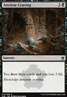 Masters 25: Ancient Craving
