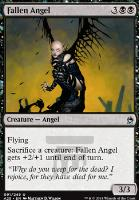Masters 25 Foil: Fallen Angel