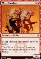 Masters 25 Foil: Mogg Flunkies