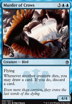 Masters 25: Murder of Crows