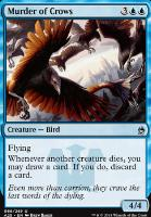 Masters 25 Foil: Murder of Crows