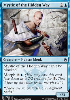 Masters 25: Mystic of the Hidden Way