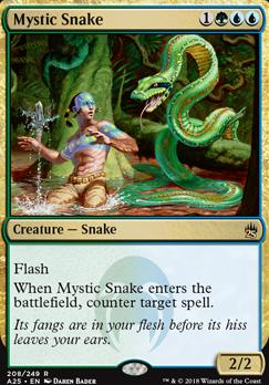Masters 25: Mystic Snake