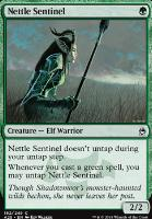 Masters 25 Foil: Nettle Sentinel