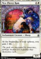 Masters 25 Foil: Nyx-Fleece Ram