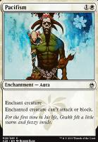 Masters 25 Foil: Pacifism