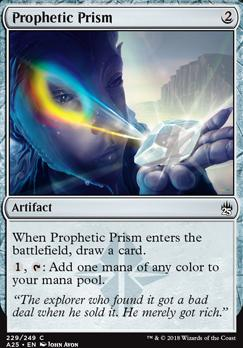 Masters 25: Prophetic Prism