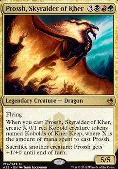 Masters 25: Prossh, Skyraider of Kher