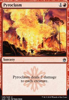 Masters 25: Pyroclasm