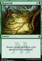 Masters 25: Regrowth