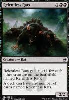 Masters 25: Relentless Rats