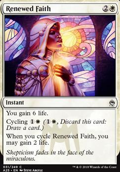 Masters 25: Renewed Faith