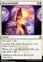 Masters 25 Foil: Renewed Faith