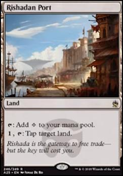 Masters 25: Rishadan Port