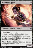 Masters 25 Foil: Ruthless Ripper