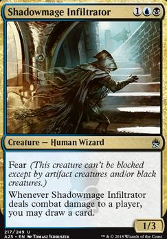 Masters 25: Shadowmage Infiltrator