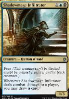 Masters 25 Foil: Shadowmage Infiltrator