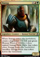 Masters 25: Stangg