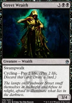 Masters 25: Street Wraith