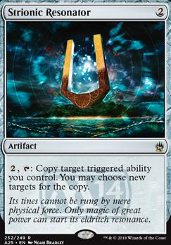 Masters 25: Strionic Resonator