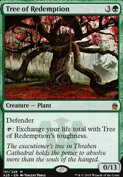 Masters 25: Tree of Redemption