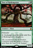 Masters 25 Foil: Tree of Redemption