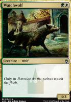 Masters 25 Foil: Watchwolf