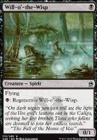 Masters 25 Foil: Will-o'-the-Wisp