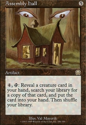 Mercadian Masques: Assembly Hall