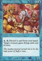 Mercadian Masques Foil: Balloon Peddler