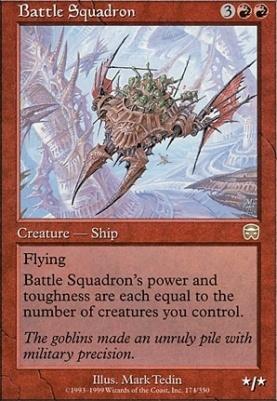 Mercadian Masques: Battle Squadron