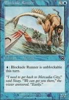 Mercadian Masques: Blockade Runner