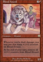 Mercadian Masques: Blood Hound