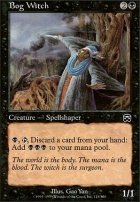 Mercadian Masques: Bog Witch