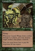 Mercadian Masques: Caustic Wasps